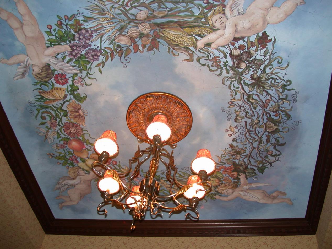 Plafonds classiques