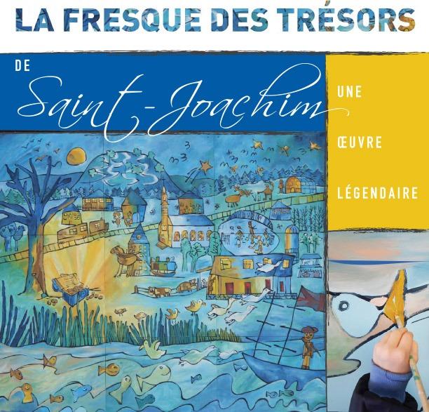 OPUSCULE DE LA FRESQUE DES TRÉSORS DE SAINT-JOACHIM