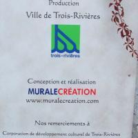 La Fresque de Trois-Rivières, 2009