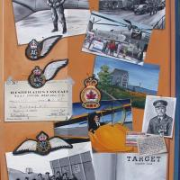 Circuit Mont-Joli:<br/> 9- La Fresque Hommage à des héros d'hier et d'aujourd'hui 2006