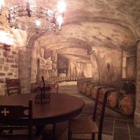 Cave à vin distinguée