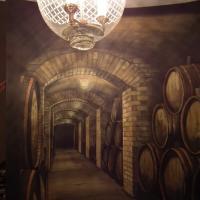 Cave à vin étonnante