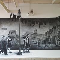 Murale Quartier Saint-Henri