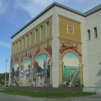 La Fresque Du Musée de Ste-Anne 2008