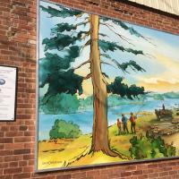 La Fresque de Campbell's Bay