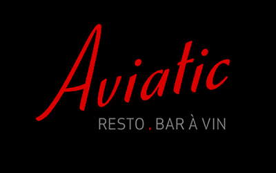 Aviatic - resto Bar à vin