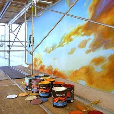 Conception Et Réalisation De Murales Peintures Et Fresques